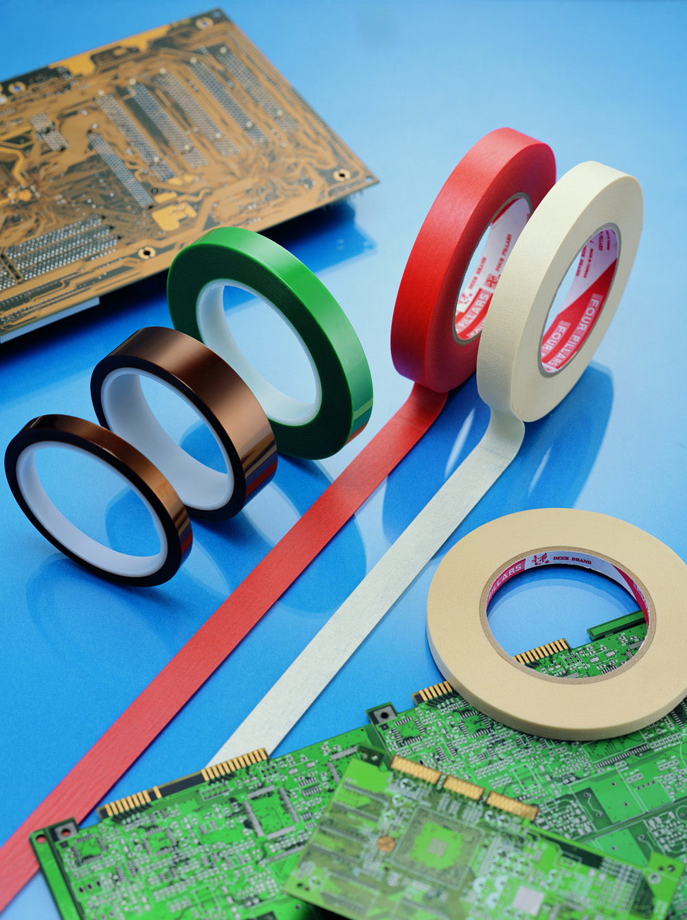 Printed Circuit Board Tapes-Symbio